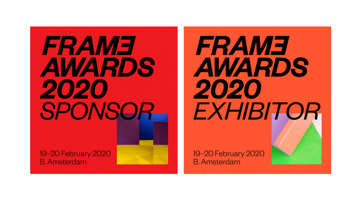 """Frame Awards 2020"" gesponsord door Cosentino"