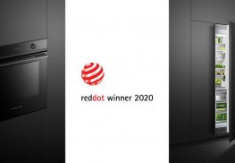 Fisher & Paykel wint twee Red Dot Awards