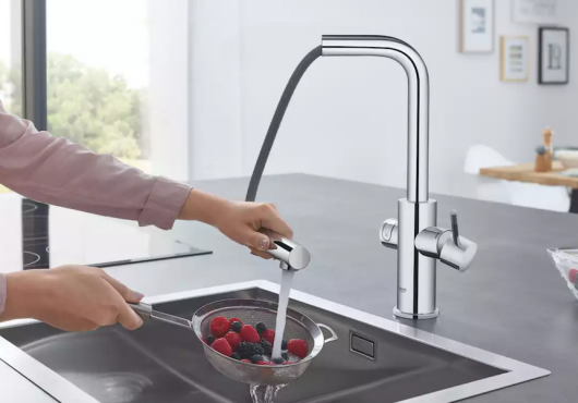 GROHE Blue genomineerd voor Duitse Sustainability Award Design 2021