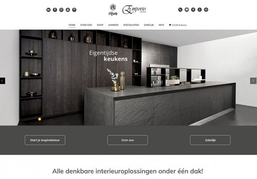 Berkers Keukens Deurne : Retail keukens uw keuken prof