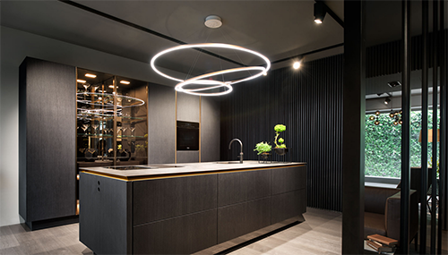 SieMatic PURE volledig interieurconcept