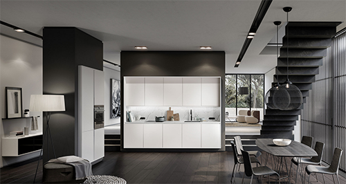 SieMatic PURE interieurconcept